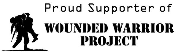 Donate to the Wounded Warriors Project here!